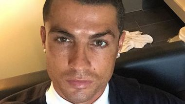 Cristiano Ronaldo kann auch sparsam - Foto: Instagram/@ronaldo