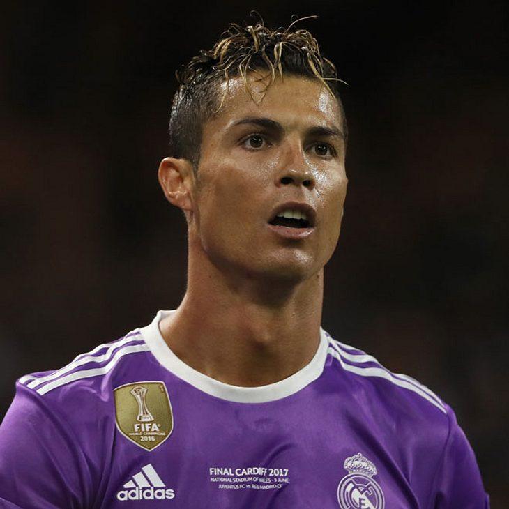 Cristiano Ronaldo bald im Knast?