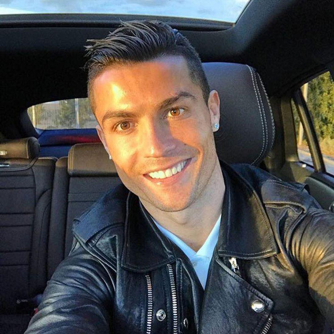 Cristiano Ronaldo bestätigt die Geburt seiner Zwillinge!