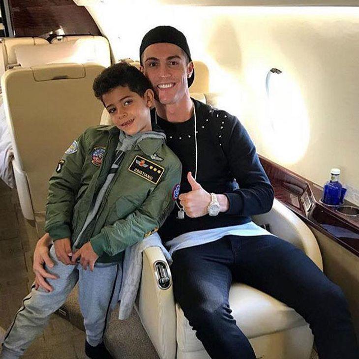Cristiano Ronaldo: Wird er Vater von Zwillingen?
