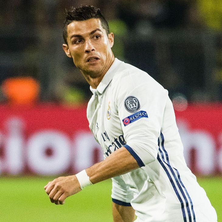 Cristiano Ronaldos Privatjet ist verunglückt