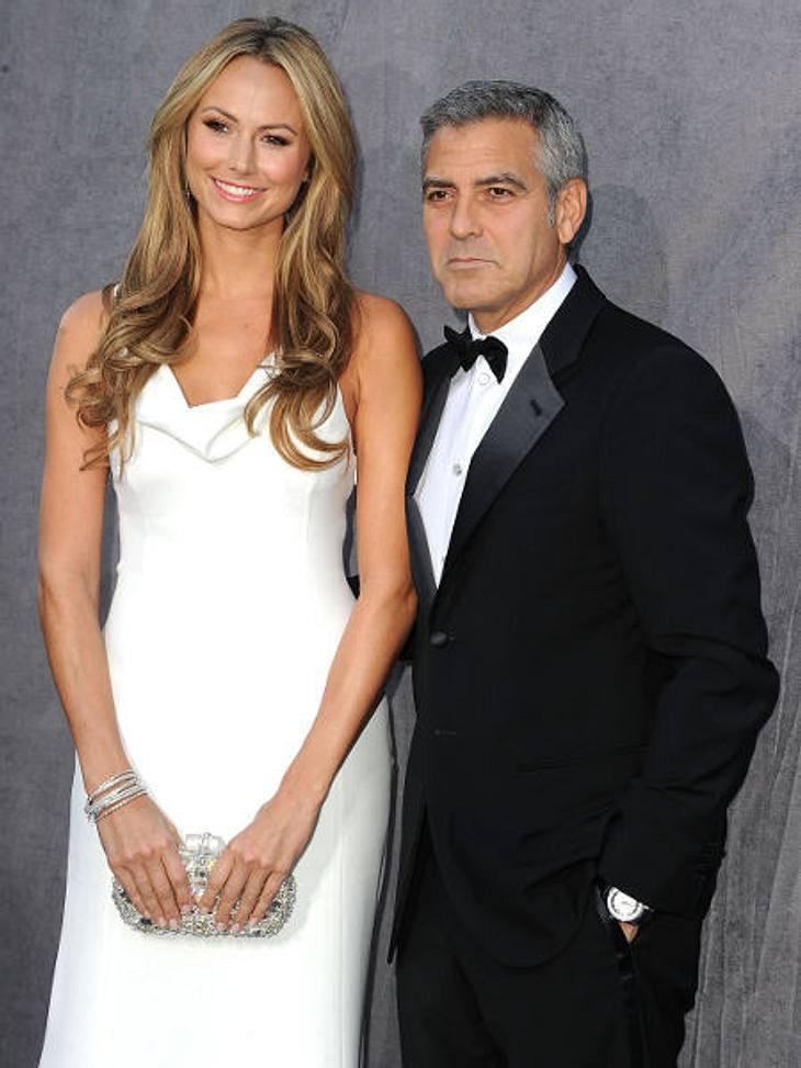 """""""Critic's Choice Awards"""" 2012 - Die schönsten Kleider,George Clooney (50) wurde bei den """"Critic's Choice Awards"""" 2012 als bester Schauspieler für seine Rolle in """"The Descendants"""" ausgezeichnet. Seine Begleitung"""