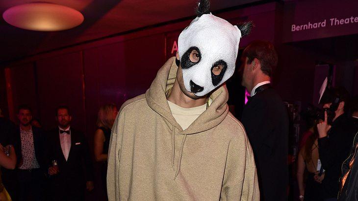Sensation: Rapper Cro zeigt sich ohne Maske!