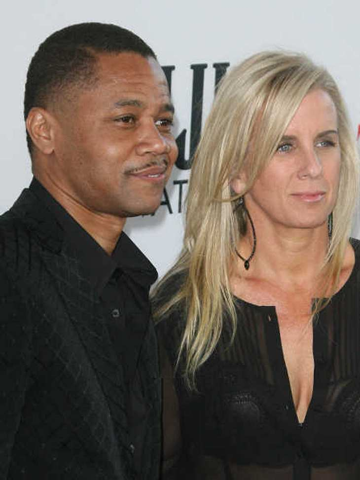 Cuba Gooding Junior und seine Frau Sara Kapfer trennen sich.