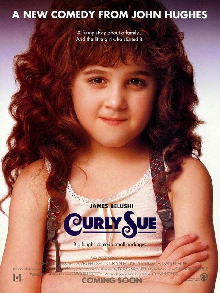 """Was wurde eigentlich aus den Kinderstars?""""Curly Sue - Ein Lockenkopf sorgt für Wirbel"""": Mit diesem Film spielte sich Alisan Porter (31) an der Seite von James Belushi in die Herzen der Zuschauer."""