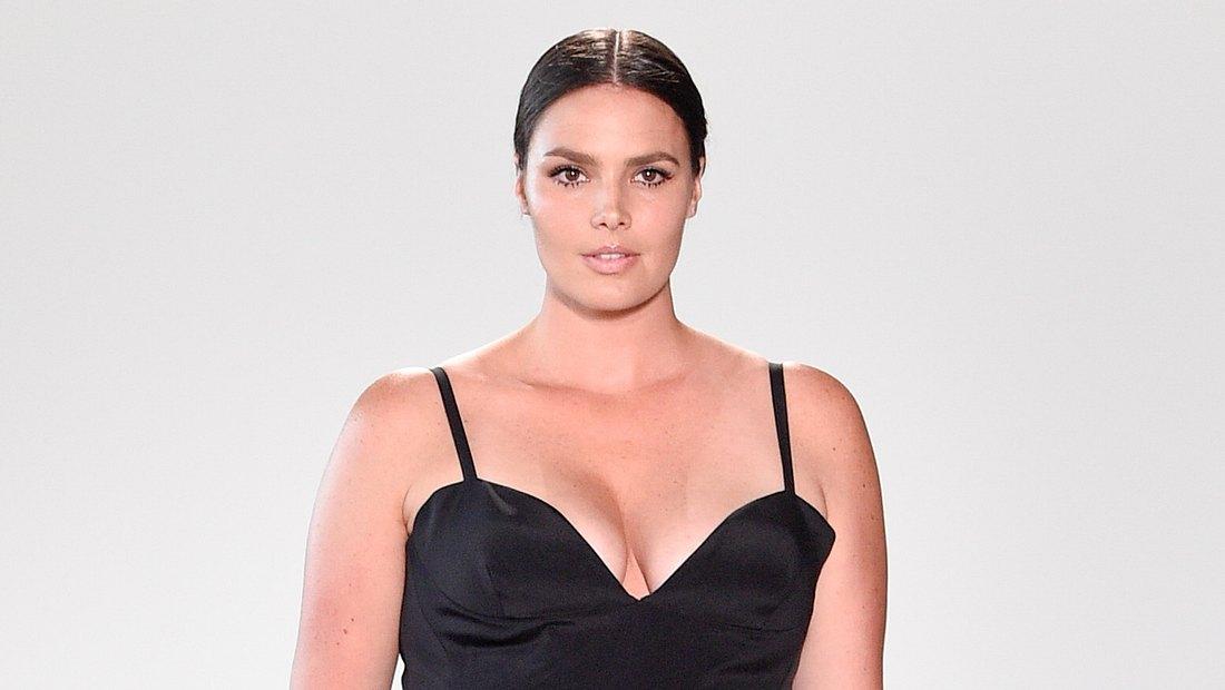 Curvy Model Candice Huffine
