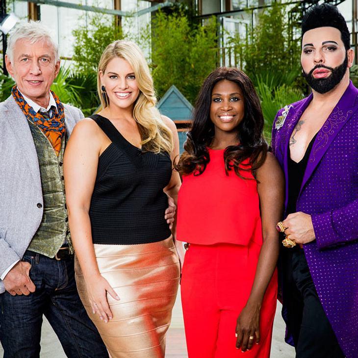 """""""Curvy Supermodel"""": Neue Details zur RTL II-Show"""