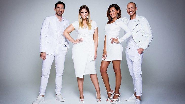 """""""Curvy Supermodel"""": Steht die RTL II-Show vor dem Aus?"""