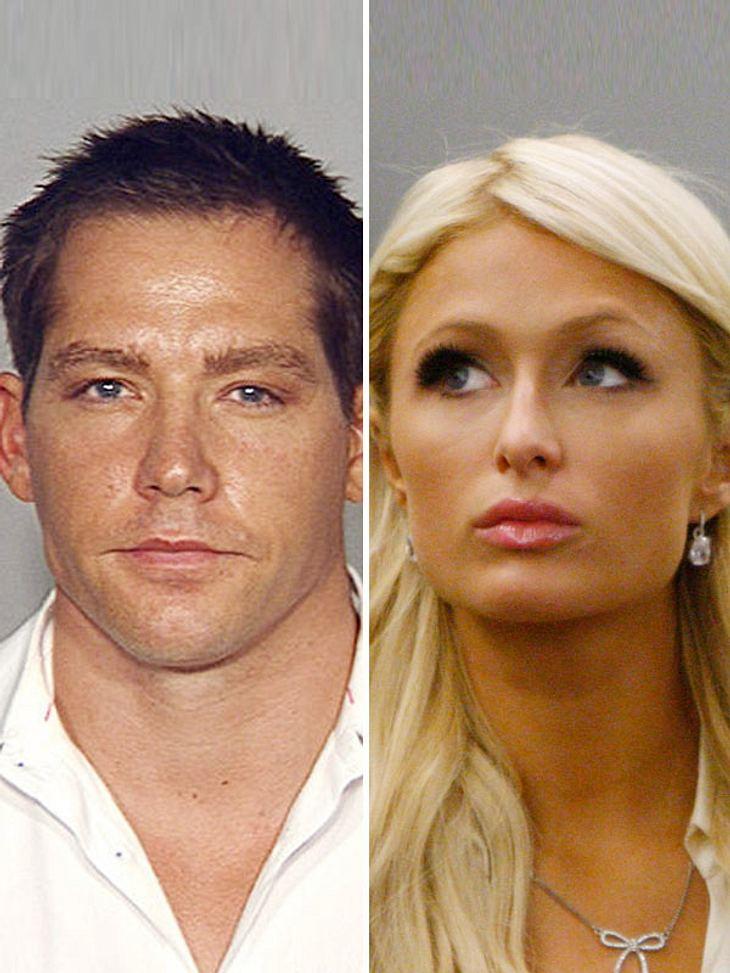 Cy Waits und Paris Hilton: Ein Pärchen auf Abwegen...