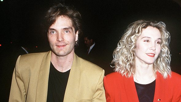 Cynthia Rhodes mit Mann Richard Marx - Foto: Getty Images