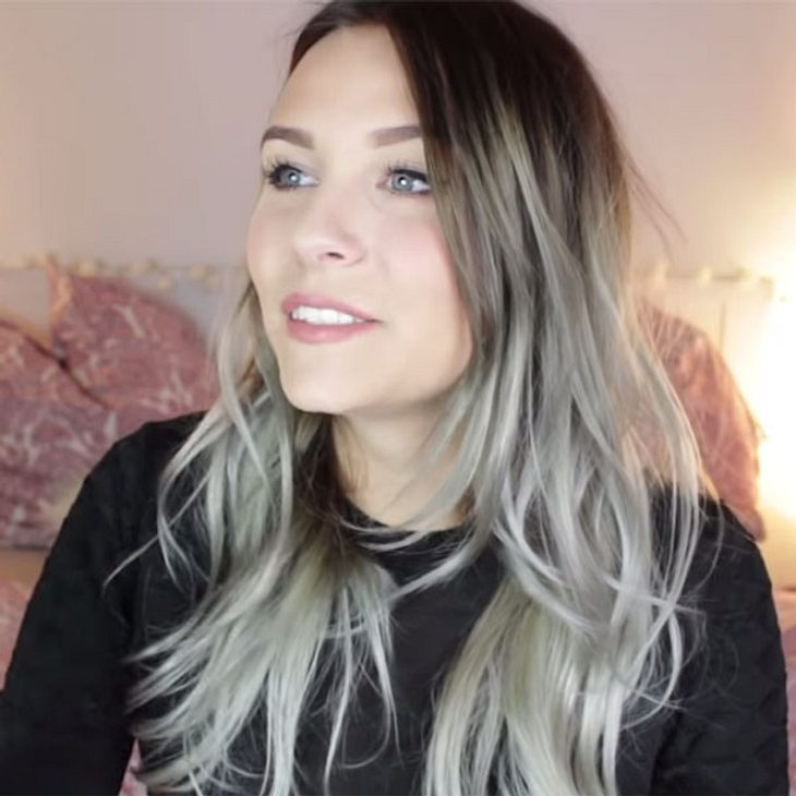 dagi bee zeigt ihre neuen alten haare intouch. Black Bedroom Furniture Sets. Home Design Ideas