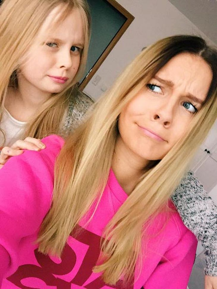 Quatschköpfe: DagiBee und ihre kleine Schwester Lena