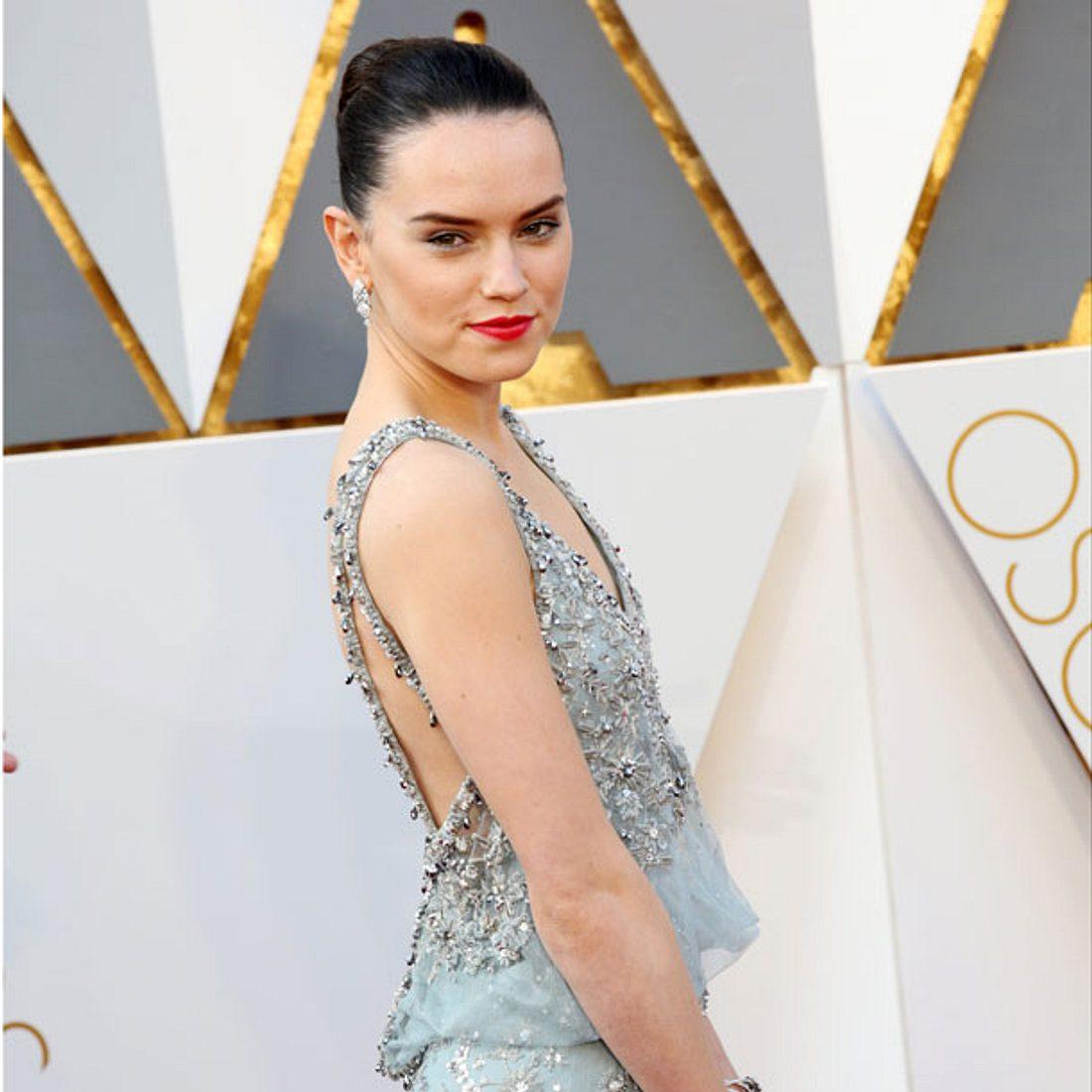 Wird Daisy Ridley die neue Angelina Jolie?
