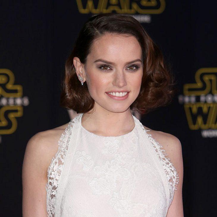 Daisy Ridley: Mein Vater ist ein Star Trek Fan
