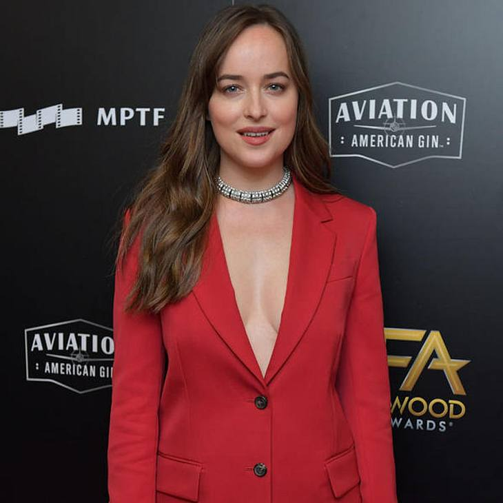 "Dakota Johnson wurde krank durch ""Fifty Shades of Grey"""