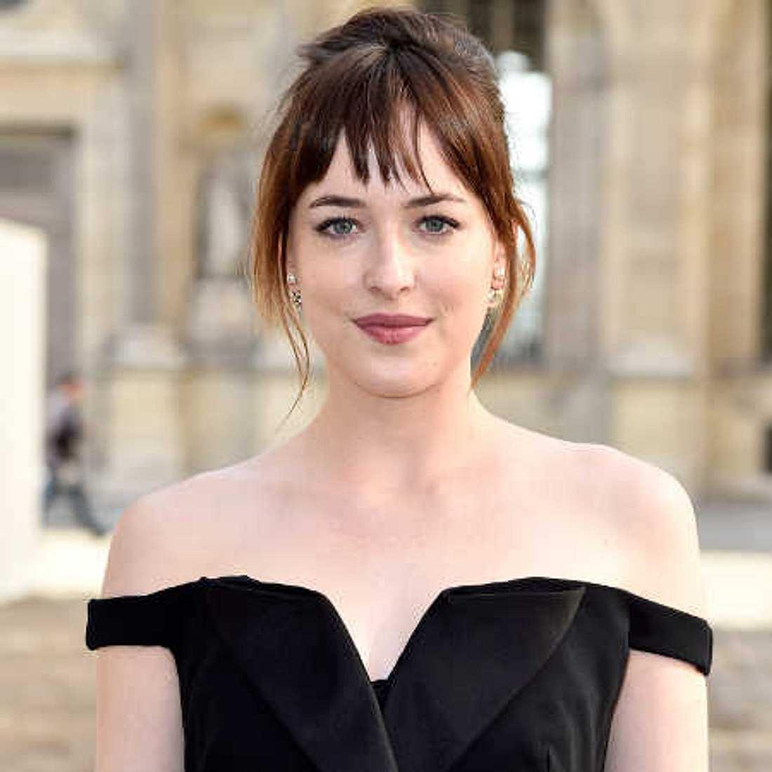 Dakota Johnson: Haare ab für Fifty Shades of Grey?