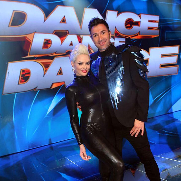 """Schock! Daniela Katzenberger stürzt bei """"Dance Dance Dance"""""""