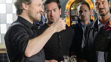 Daniel Aichinger kehrt für acht Wochen zu AWZ zurück. - Foto: Willi Weber / RTL