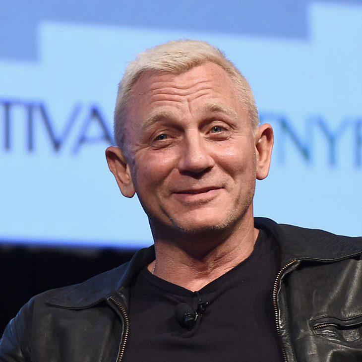 Daniel Craig ist jetzt blond!