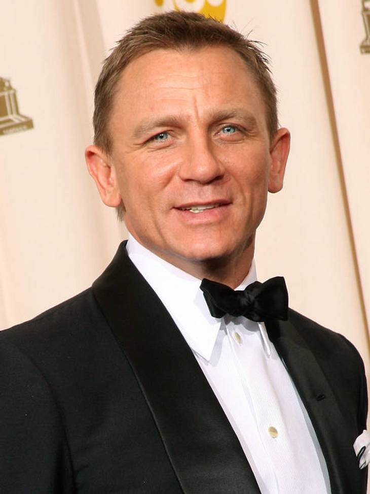 Daniel Craig trinkt als James Bond nun Bier