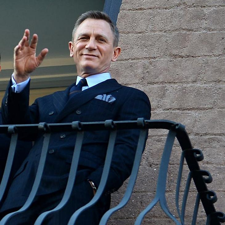 Daniel Craig macht Schluss mit James Bond