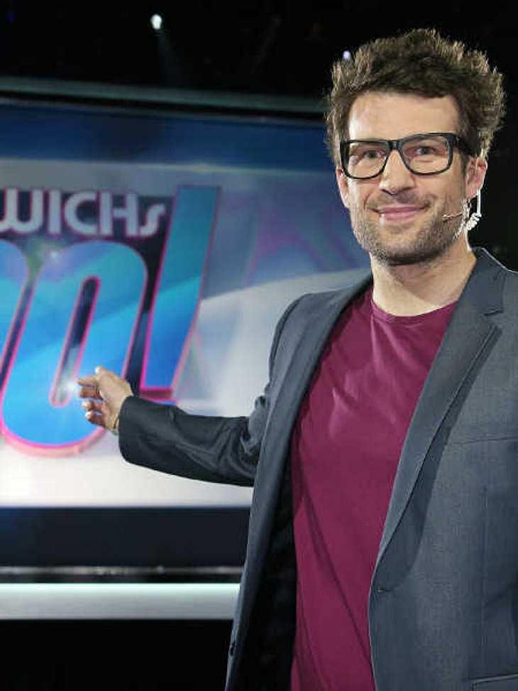 Daniel Hartwich hat eine neue Show.