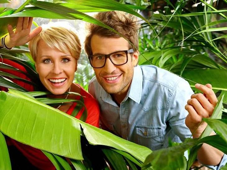 """Sonja Zietlow & Daniel Hartwich: Ihre besten SprücheWas wäre das """"Dschungelcamp"""" ohne die spitzen Kommentare von Sonja Zietlow (44) und Daniel Hartwich (34)? Die Verbal-Klatsche der beiden Moderatoren gehört zur Sendung wie Ka"""