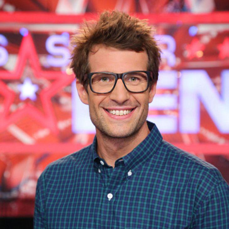 Das Moderations-Super-Talent: Daniel Hartwich.