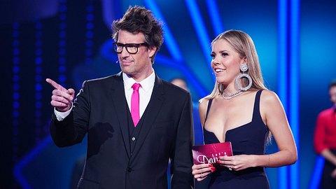 Victoria Swarovski und Daniel Hartwich - Foto: TVNOW/ Stefan Gregorowius