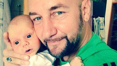Berlin - Tag & Nacht-Star Daniel Krause ist Papa!