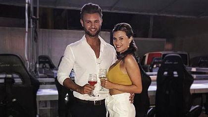 Daniel Lott und Nadine Klein - Foto: Instagram/ daniel_lott_