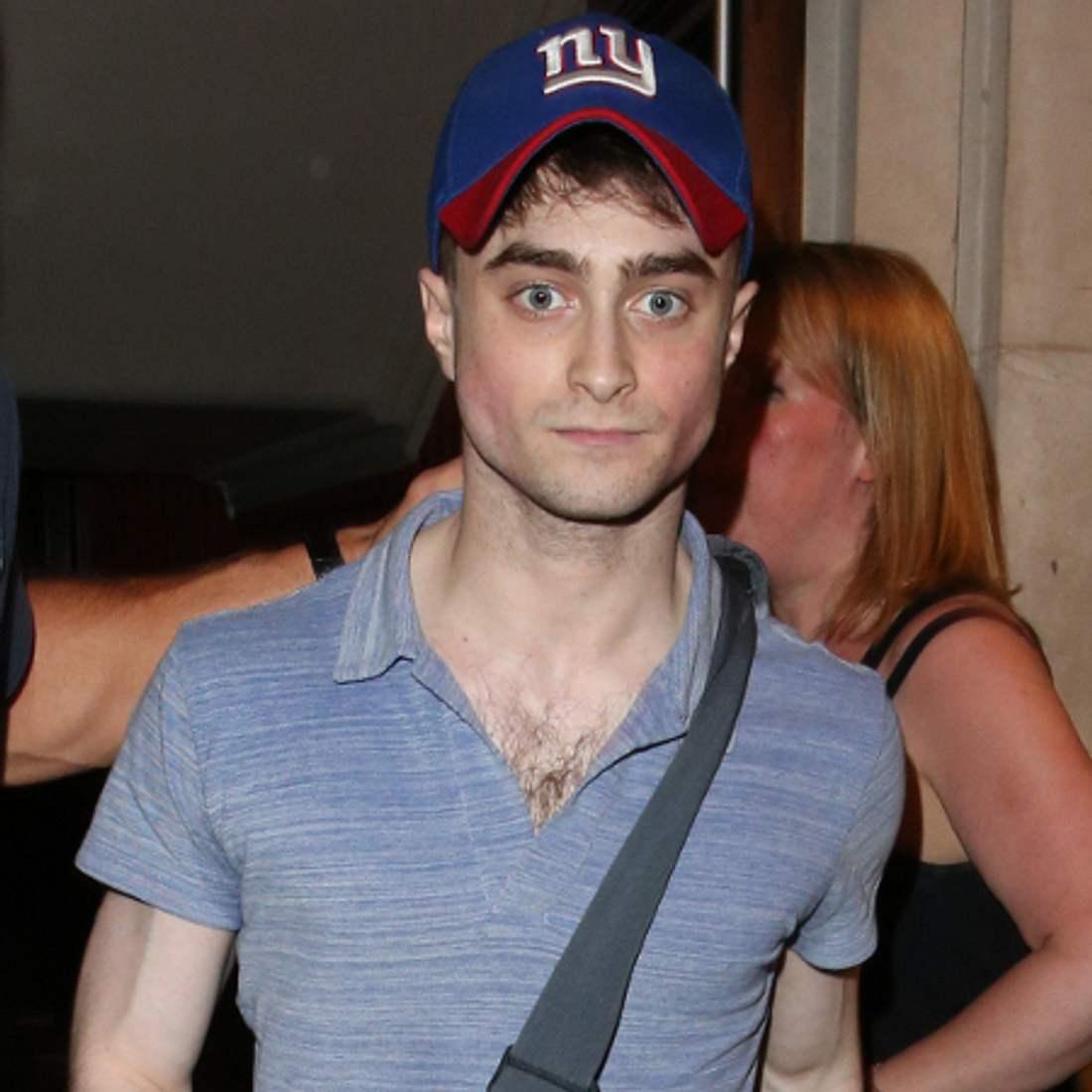 Daniel Radcliffe Alkohol