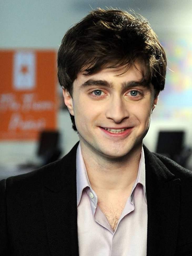 Daniel Radcliffe ist nicht mal 30 und schon millionenschwer