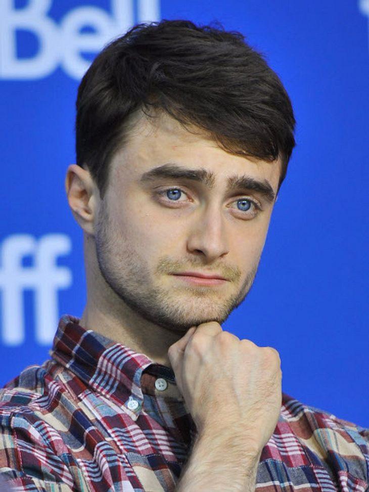 Daniel Radcliffe trauert um seinen Kollegen David Ryall