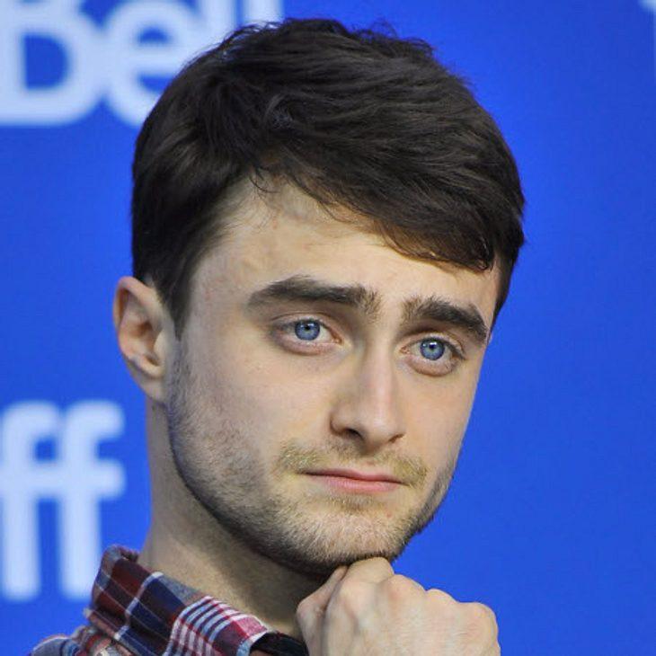 """Daniel Radcliffe: """"Die Trinkerei hat mir nicht gut getan"""""""