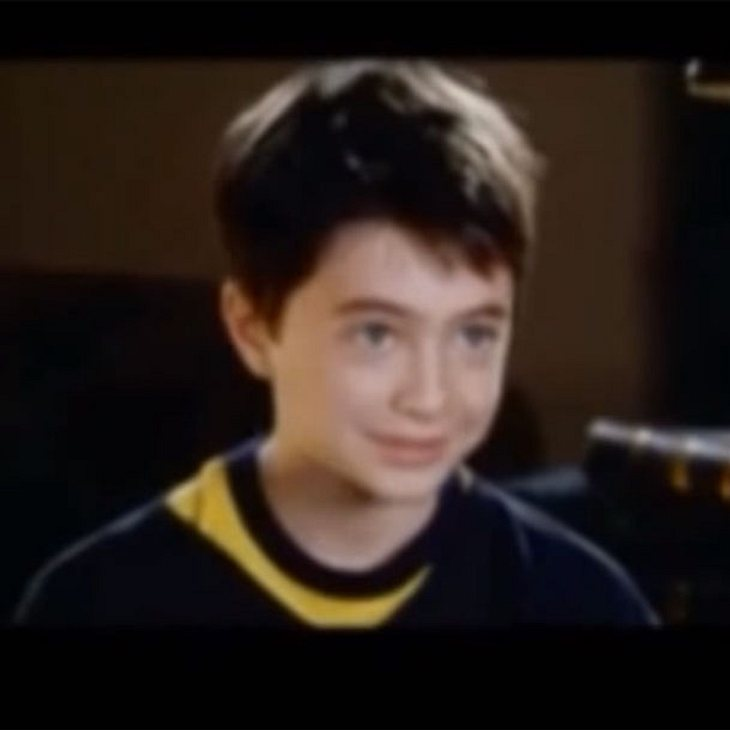 Daniel Radcliffe im Screen Test