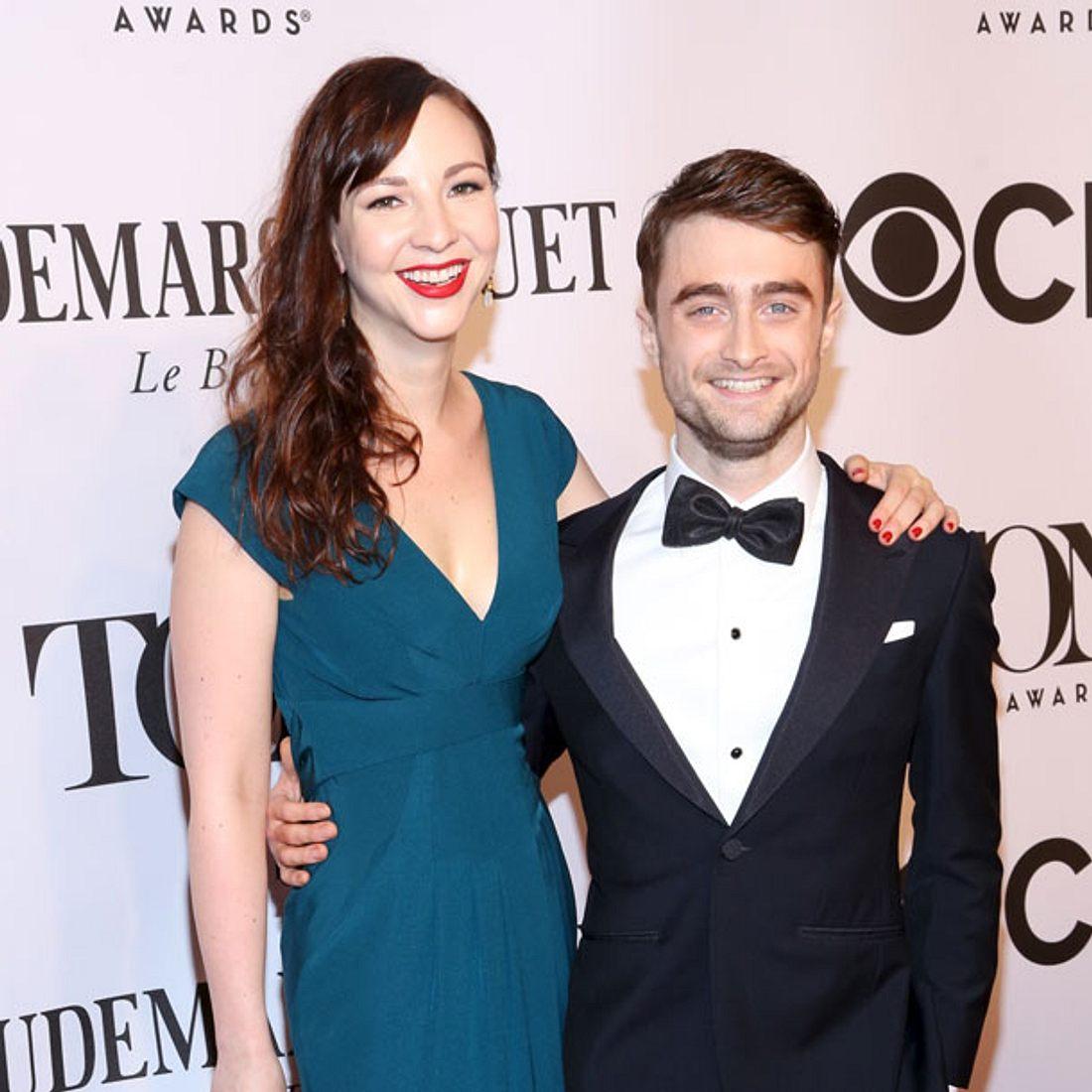 Daniel Radcliffe: Hat sich Harry Potter verlobt?