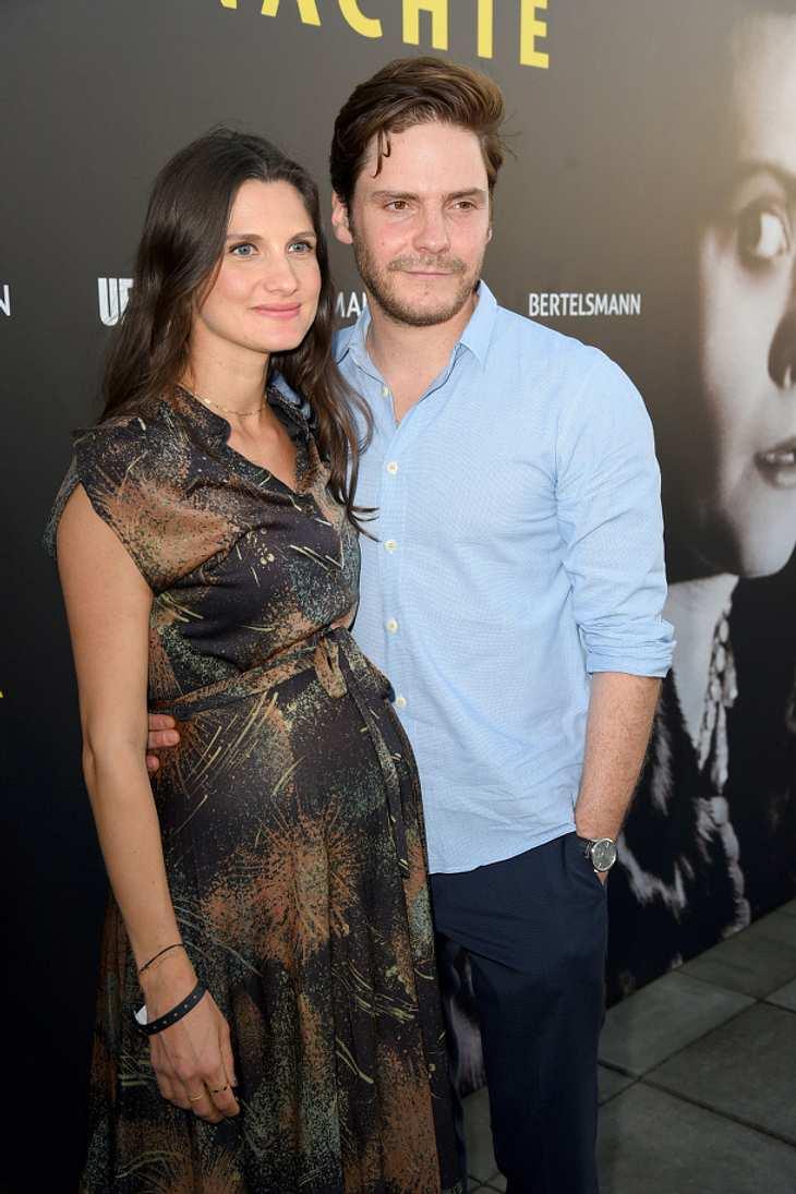 Daniel Brühl und seine Freundin erwarten ihr erstes Baby