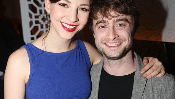 Daniel Radcliffe schwärmt von seiner Freundin Erin Darke