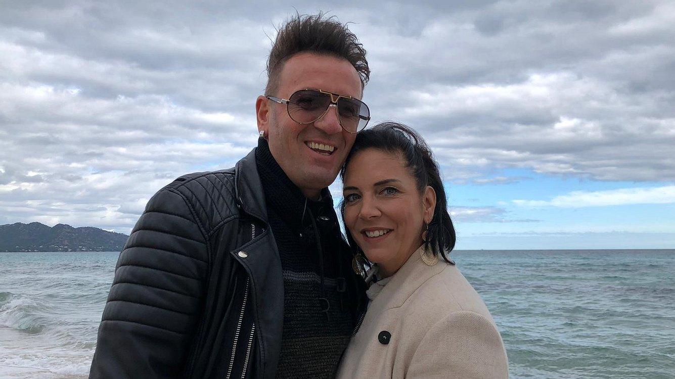 Ennesto Monté und Daniela Büchner