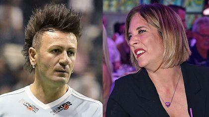 Daniela Büchner und Ennesto Monté - Foto: imago/ Getty Images