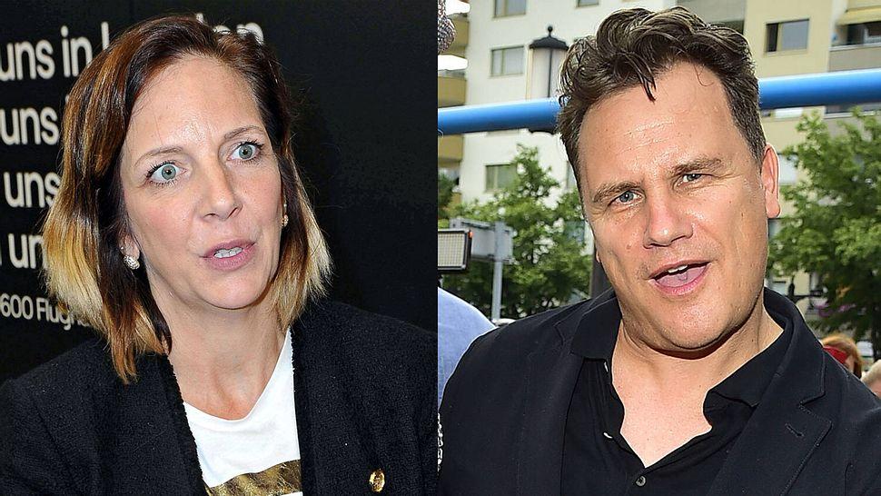 Daniela Büchner und Guido Maria Kretschmer - Foto: IMAGO/ STAR-MEDIA/ Photopress Müller (Collage)