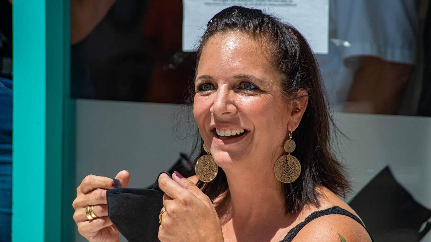 Daniela Büchner wünscht sich einen Mann