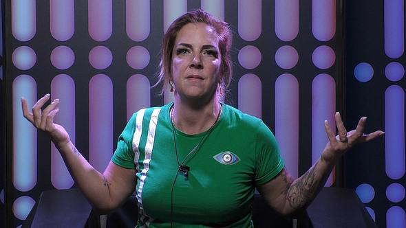 Daniela Büchner - Foto: SAT.1
