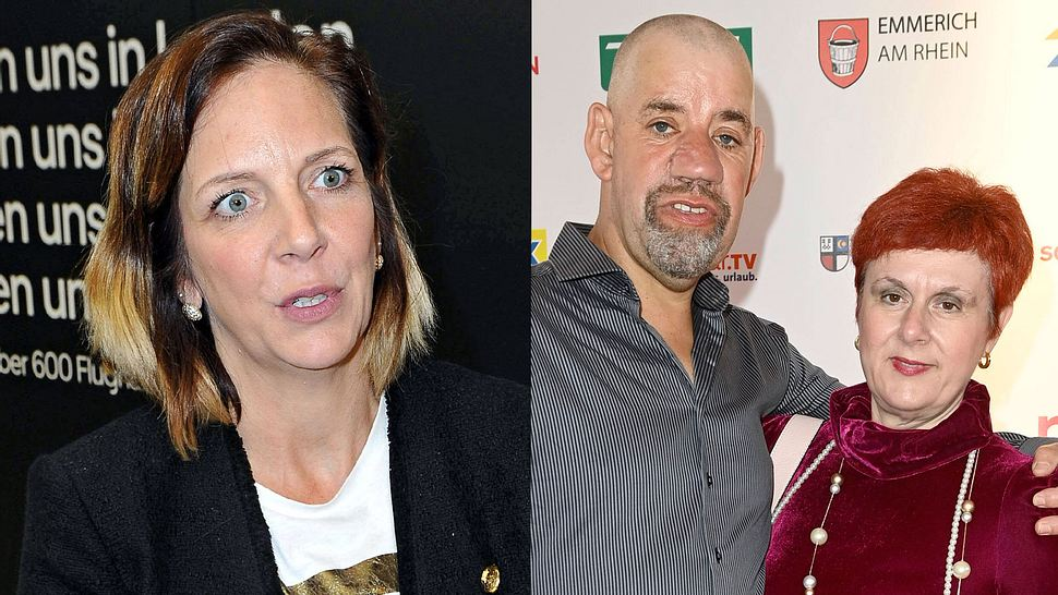 Daniela Büchner und Uwe und Iris Abel - Foto: IMAGO/ STAR-MEDIA/ Future Image (Collage)