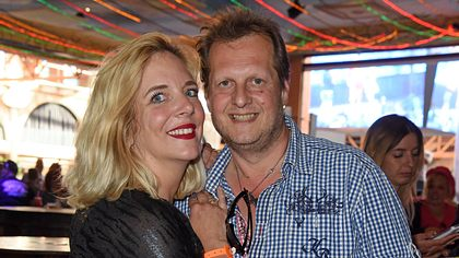 Daniela und Jens Büchner - Foto: Getty Images