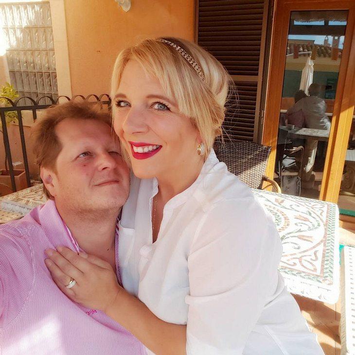 Daniela Karabas war mit ihrem Ex sehr unglücklich