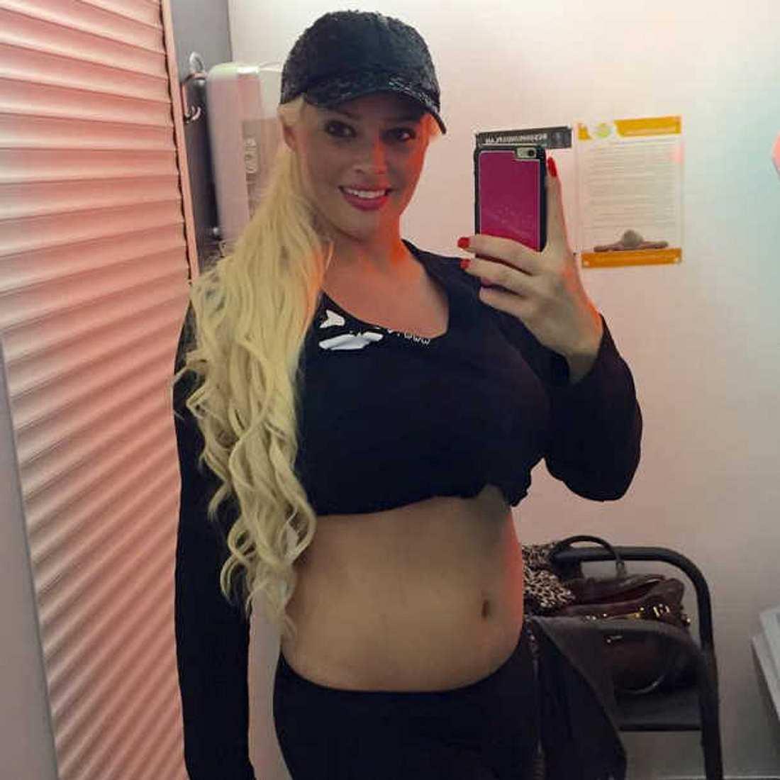 13 Kilos hat Daniela Katzenberger schon abgenommen