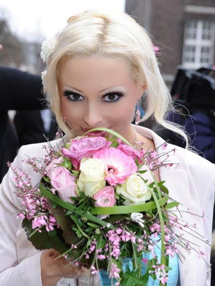 Daniela Katzenberger bewies als Wedding-Planerin schauspielerisches Talent