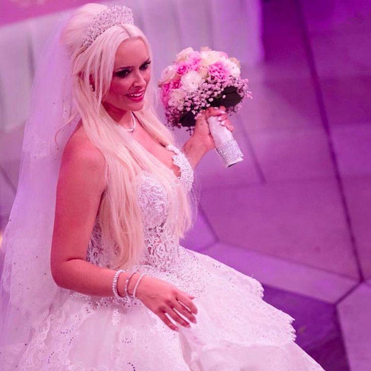 Daniela Katzenberger verkauft ihr Brautkleid!